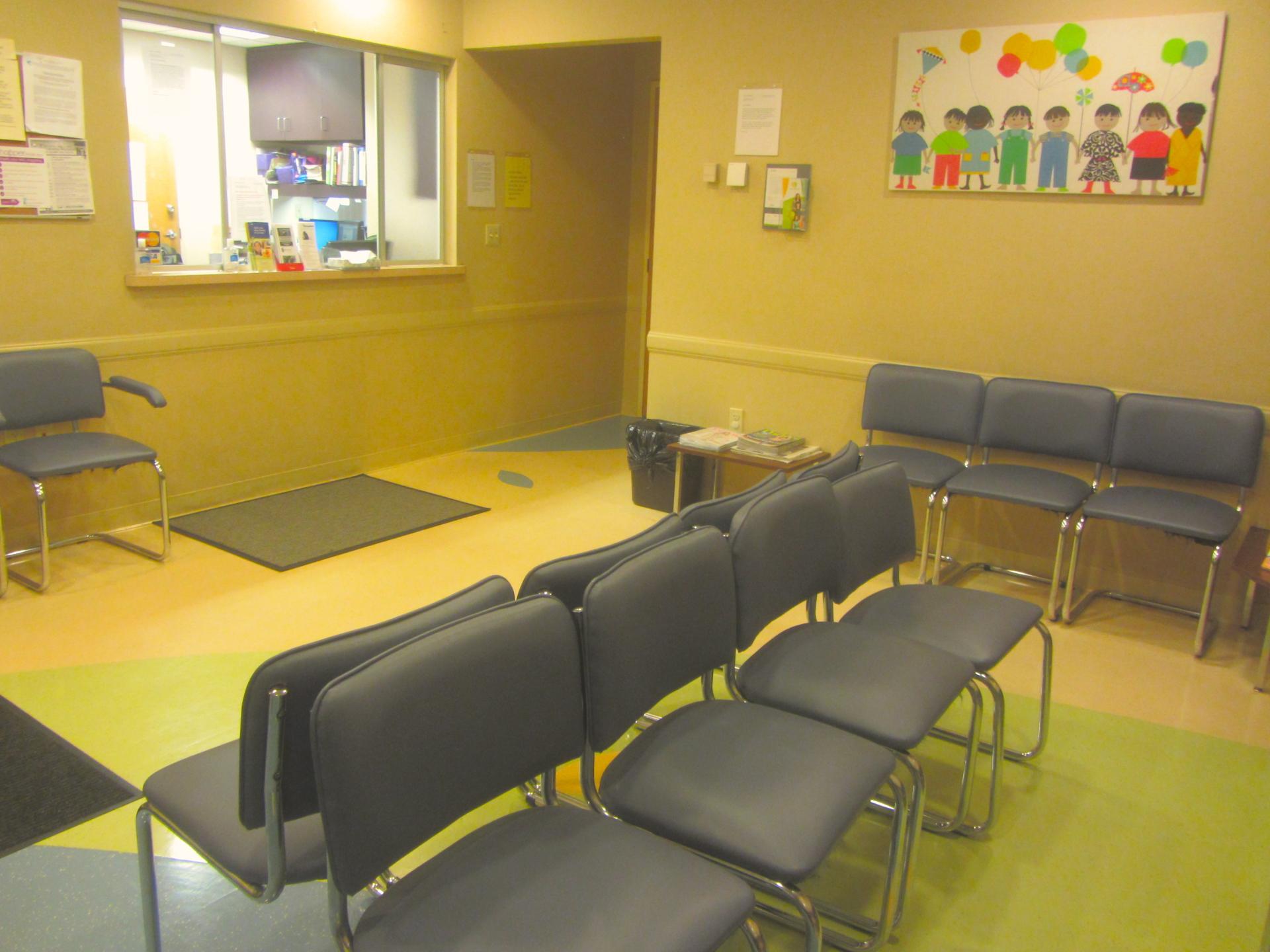 Patient Waiting Area