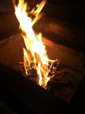 The power of fire ceremonies...