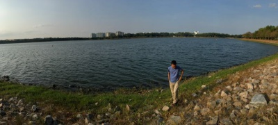 Bedok Reservoir: A Maligned Sanctuary