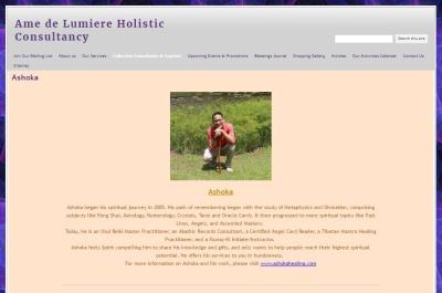 Featured on Ame de Lumiere...