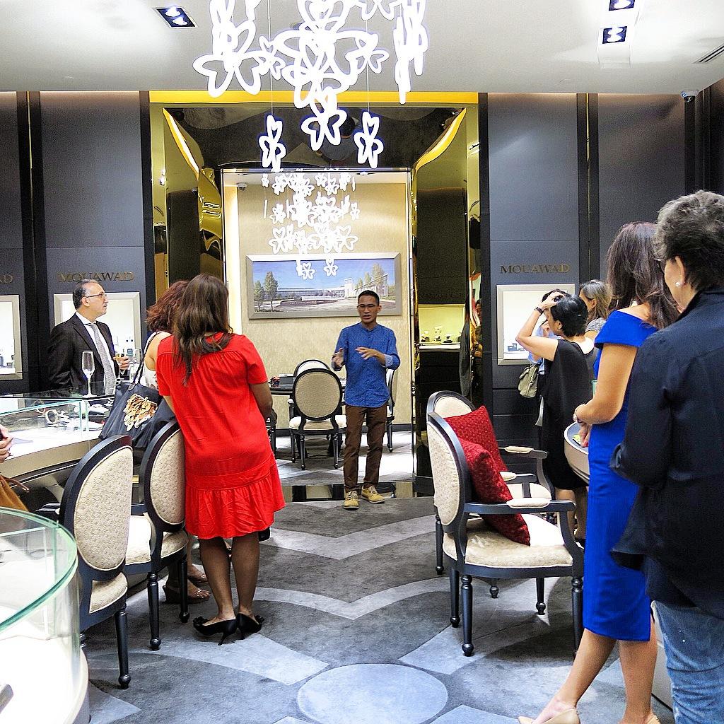 Mouawad Singapore: Chakras & Gemstones