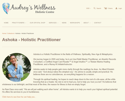 Now an In-House Practitioner at Audrey's Wellness!