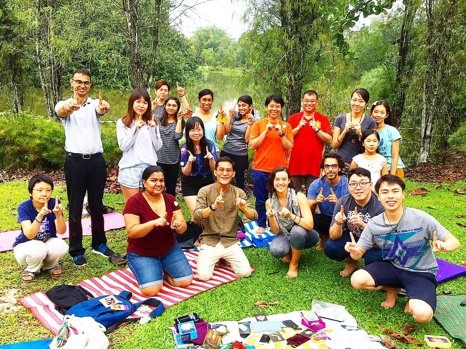 11/11/2018 Meditation Circle & Potluck Picnic