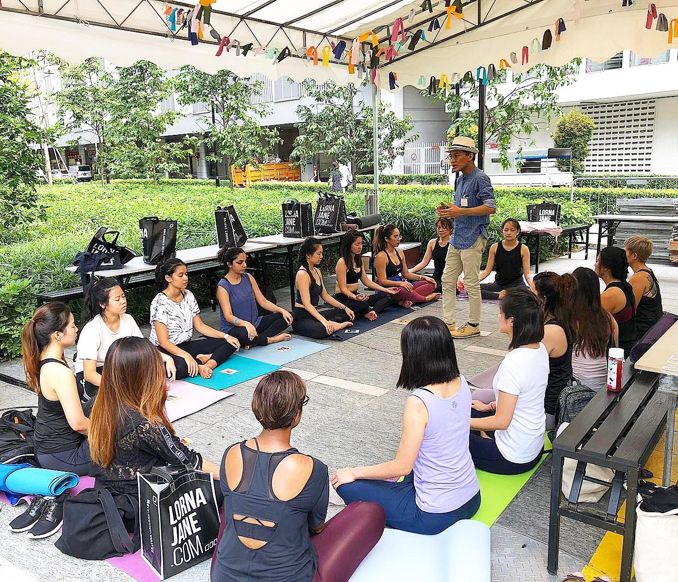 Yogafest W.E. 2019