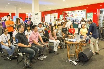 Malaysia Debut @ bodymindsoul Carnival