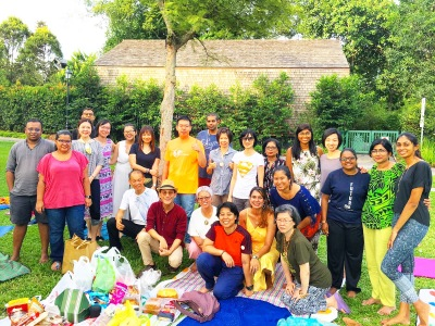 Vesak Day Full Moon Meditation Circle & Potluck Picnic May 2019