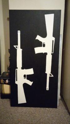 M16 - Black