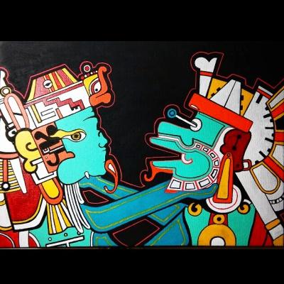 Azteca Gods
