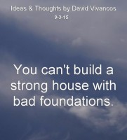 A Solid Foundation-Part 2