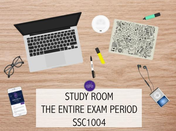 Exam Time Study Room
