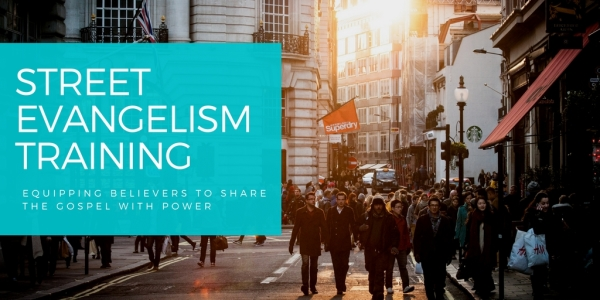 Street Evangelism Training