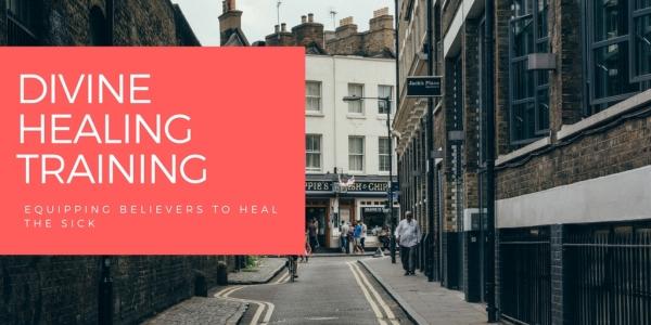 Divine Healing Training