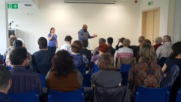 Faith Seminar Day 3
