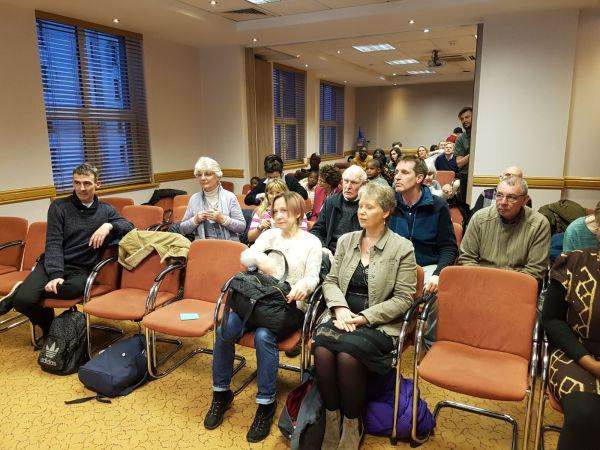 JGLM DHT TRAINING SEMINAR NOTTINGHAM 2018