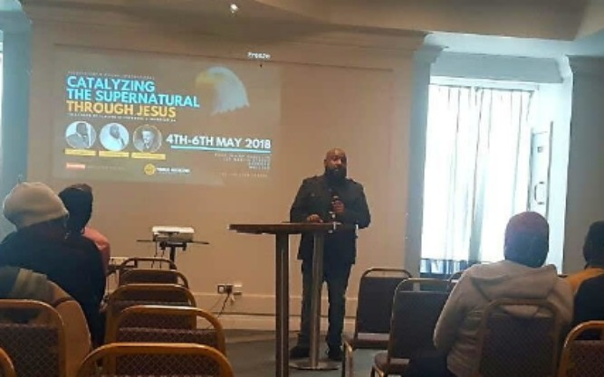 Catalyzing The Supernatural Through Jesus Conference 2018