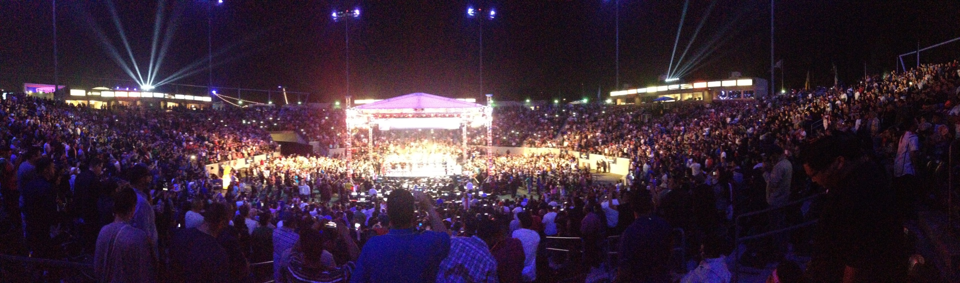 GGG vs Rubio Stubhub Center, Carson, CA