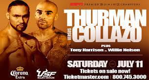 Fight Predictions: Thurman vs Collazo