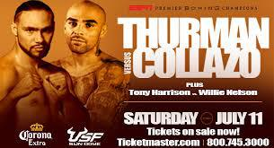 Fight Predictions: Thurman vs Collazo