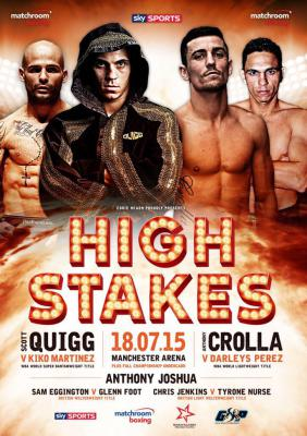 Weekend Fight Card Predictions