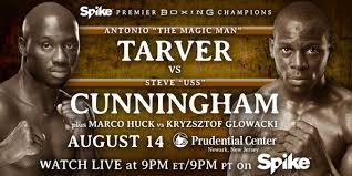 Tarver vs Cunningham & Weekend Fight Predictions