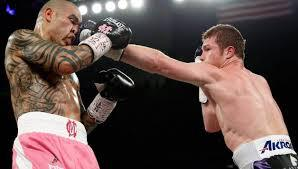 Canelo Grabs the Belt in Competitive Affair With Cotto