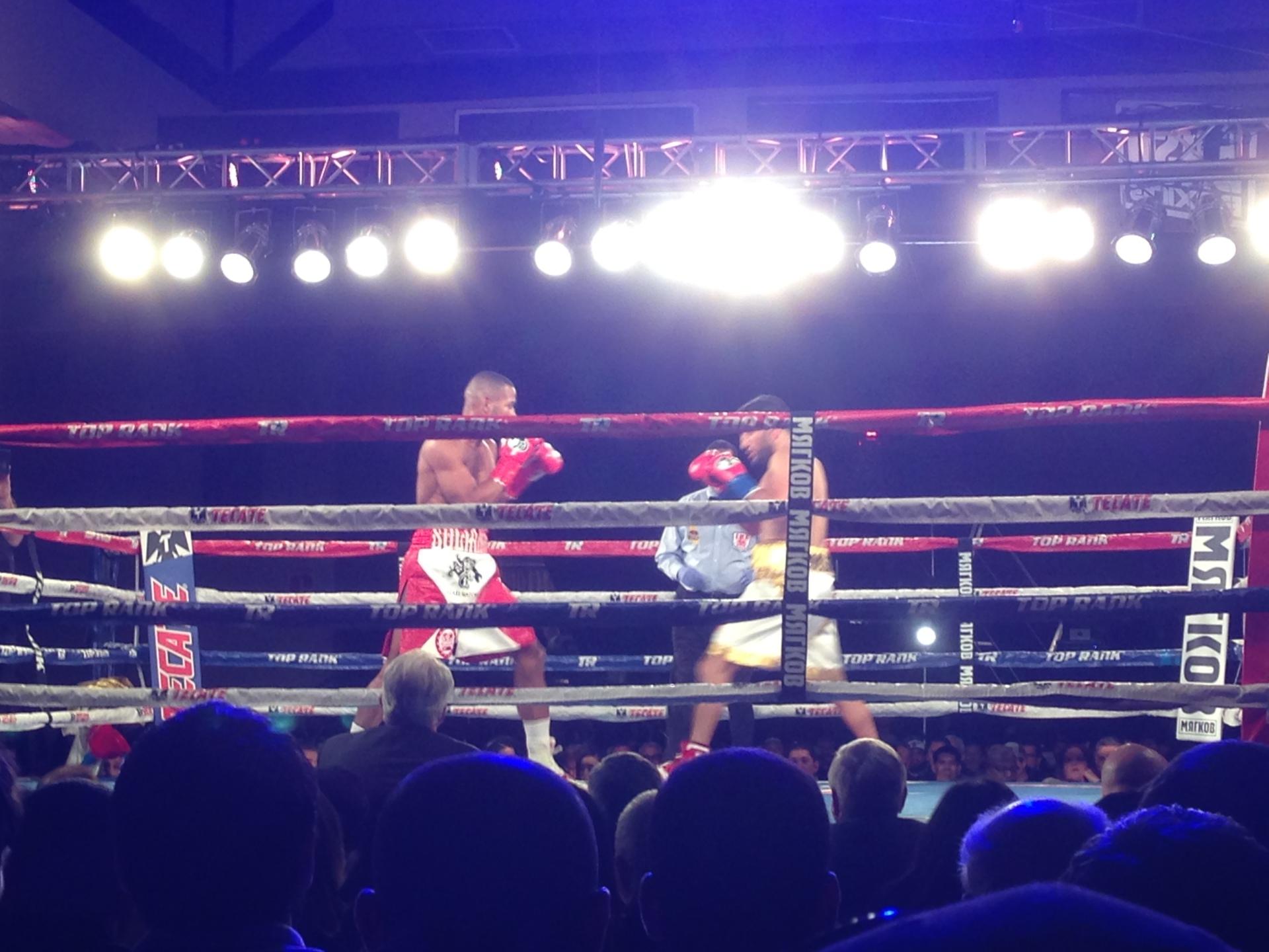 Barrera Stops Murat with Decisive Win to get Next Crack at IBF LHW Belt