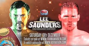 Andy Lee Vs Billy Joe Saunders & Bryant Jennings vs Luis Ortiz Predictions