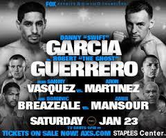 Robert Guerrero vs Danny Garcia Predictions