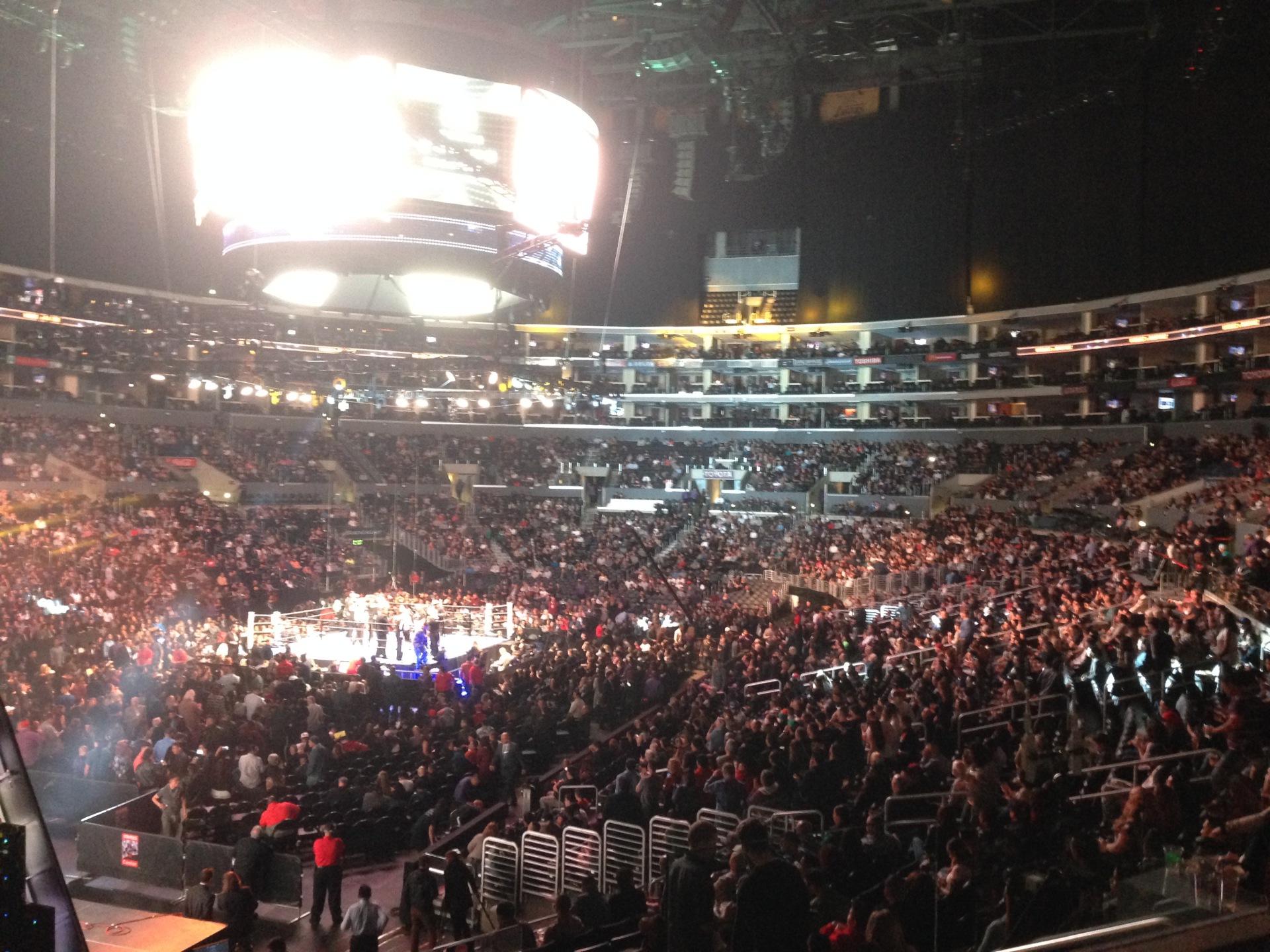 Garcia Wins WBC Belt in PBC on Fox Debut