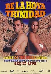 Behind On the Scorecards Series: Oscar De La Hoya vs Felix Trinidad
