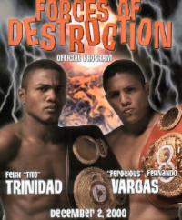 Memories of the Ring I: Felix Trinidad vs Fernando Vargas