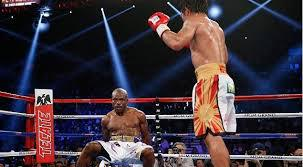 "Pacquiao Takes the Series Against Bradley & ""Walks"" Away On A Win"