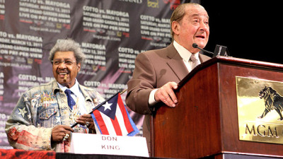 Comparing Don King and Bob Arum