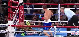 "Golovkin Has Dominic ""Way-de"" In Over His Head"