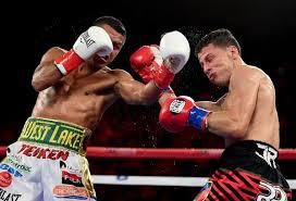 Hey Joe! What Do You Know? Chocolatito & GGG Review
