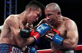 Salido & Vargas Give One for the Ages in Carson