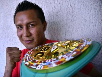 "Interview with WBC Super Featherweight Champion: Francisco ""El Bandido"" Vargas"
