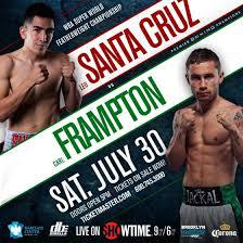 Boxing Weekend Predictions: Stevenson vs Williams / Frampton vs Santa Cruz