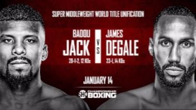 James DeGale vs Badou Jack Predictions