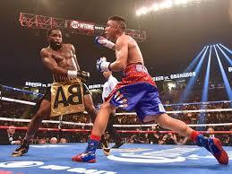 Broner Gets Awarded Split Decision Against Granados