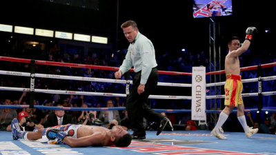 Chocolatito Melts In Runvisai's Hands