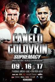 Golovkin vs Canelo Weekend Preview & Predictions