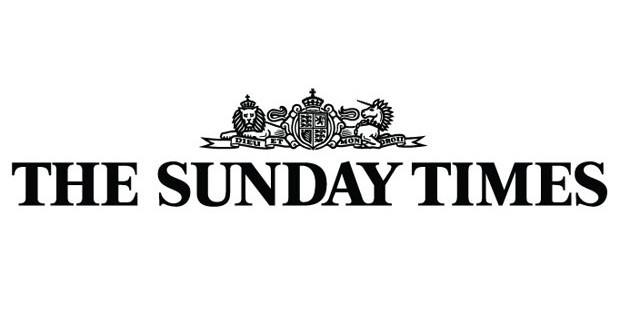 Copywright: Sunday Times