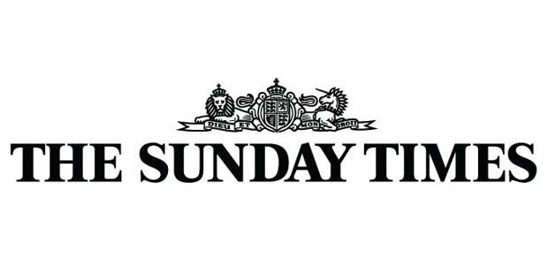 Copywright: Sunday Times