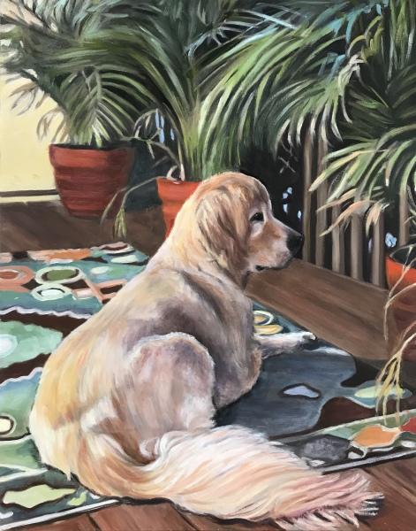Pet Portrait, commission,
