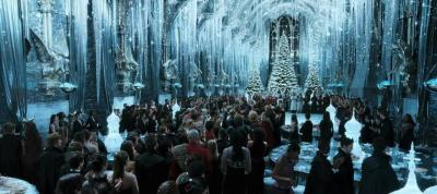 Wizards Yule Ball