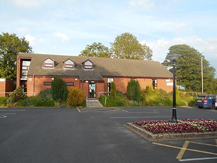 Village Hall & Play Area