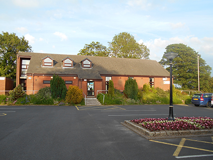 Village Hall & Play Area