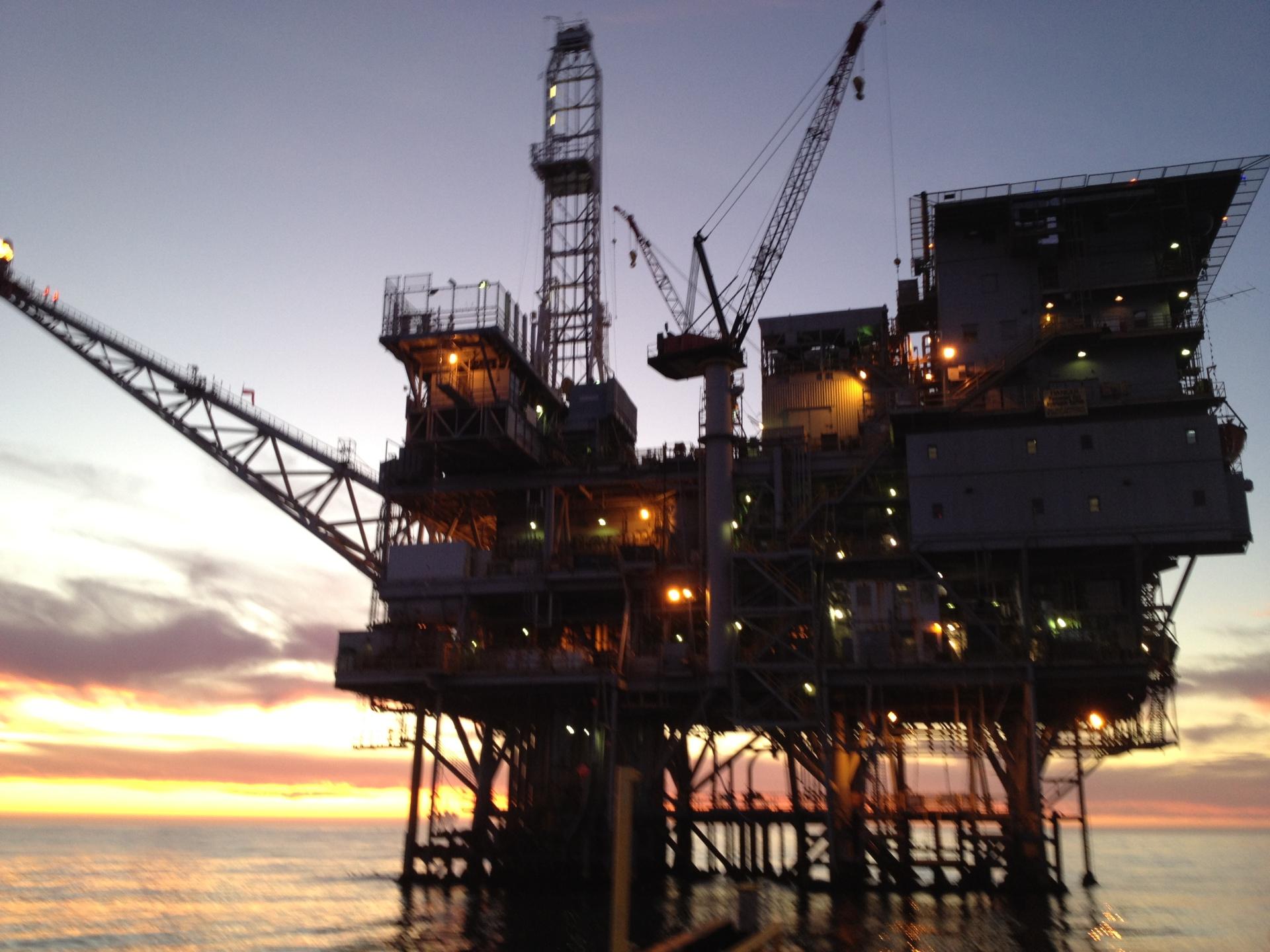 Oil Platform VFD Commissioning