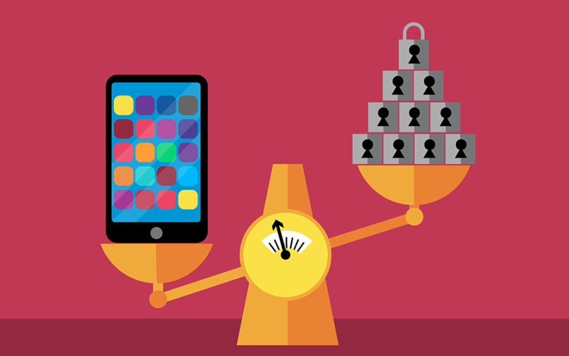How to tighten mobile data security without creating a mass revolt